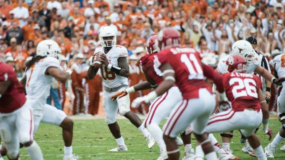 Swoopes Talks About Oklahoma Game