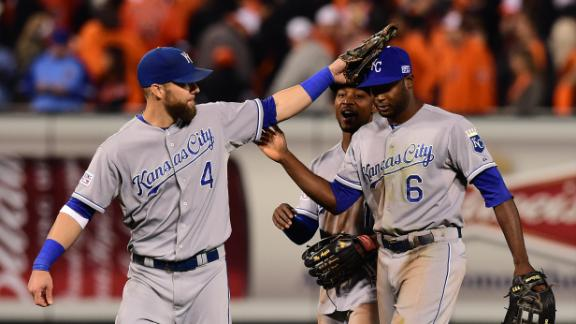 Video - Cain On Royals' Game 2 Win