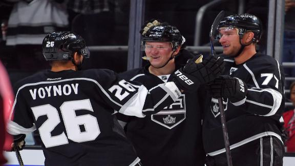 Video - Kings Get First Win