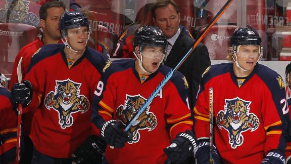 Video - Instability For Panthers, Coyotes?