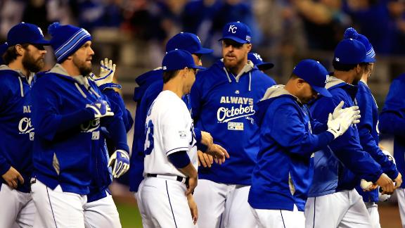 Video - Royals Looking To Advance To World Series