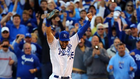 Video - Royals Sweep Orioles, Advance To World Series