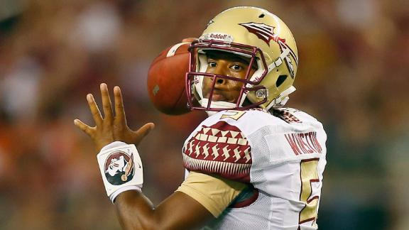 Off-Field Issues Impacting Winston's Draft Stock