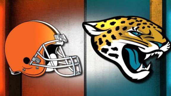 NFL Live Prediction: Browns-Jaguars