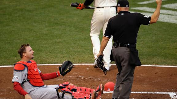 Video - Flopping In Baseball?