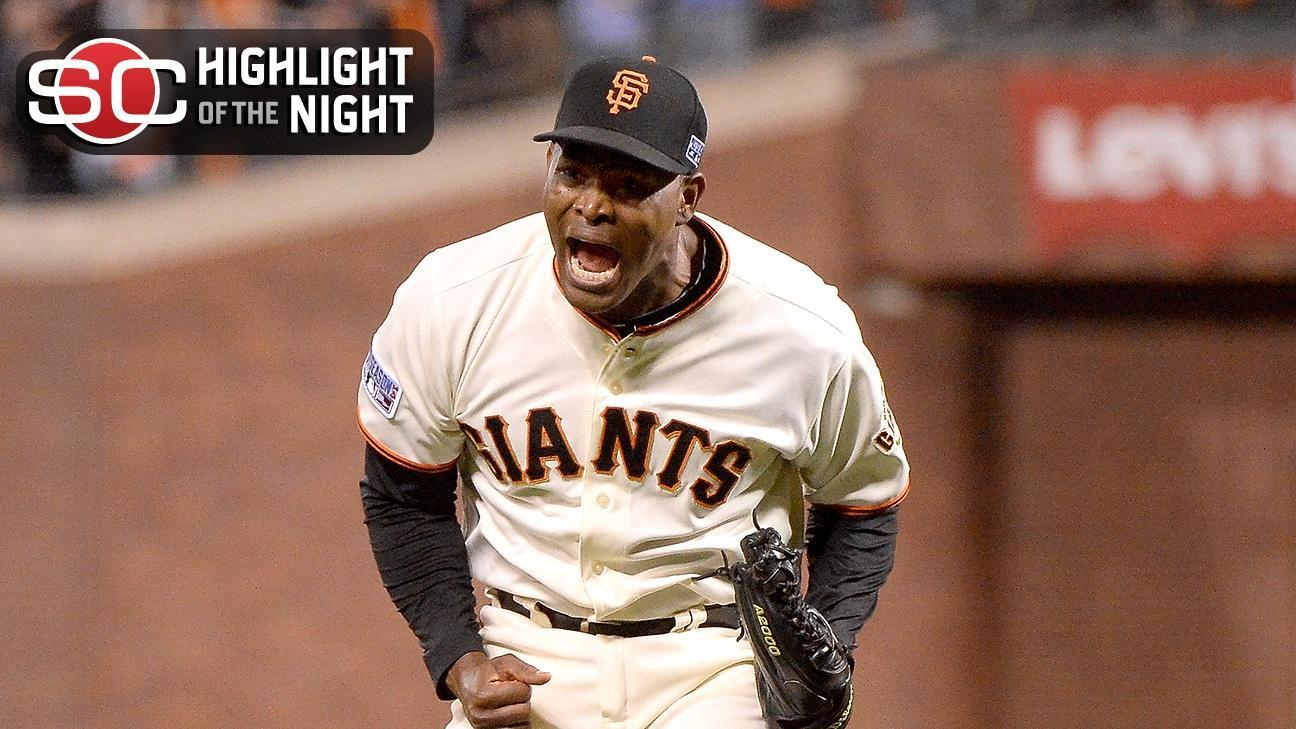 Video - Giants Take 3-1 Lead In NLCS