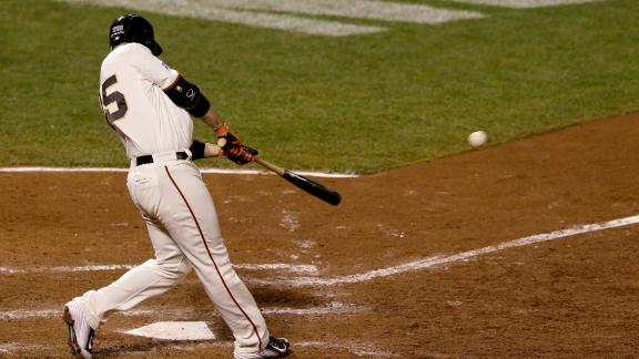 Video - Ishikawa Homers Giants To World Series