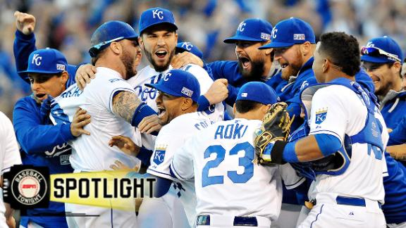 Video - Royals Sweep O's, Advance To Series