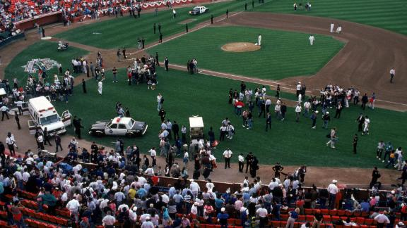 Video - 1989 World Series Earthquake: 25 Years Later
