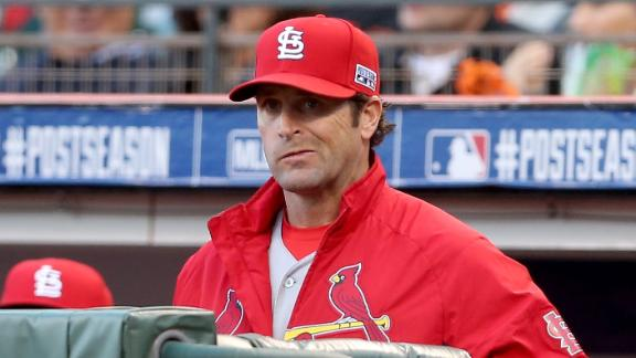Video - Matheny Explains Wacha Decision