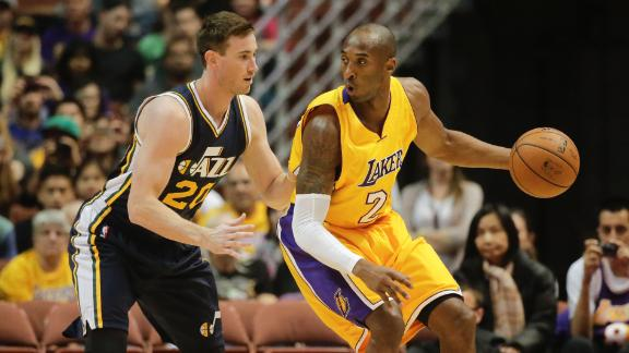 Video - Jazz Rout Lakers
