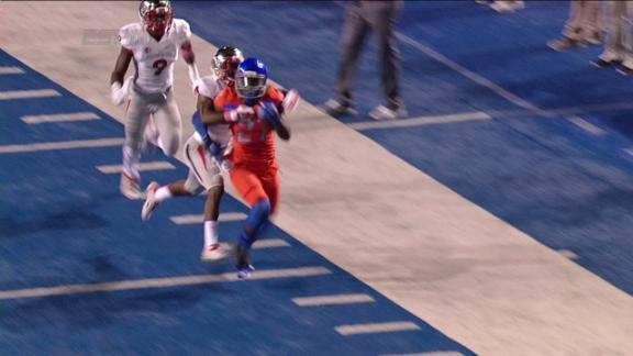 4Q BSU J. Ajayi run for 54 yds for a 1ST down