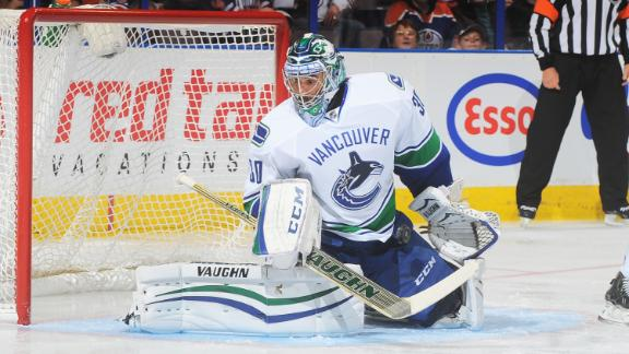 Video - Canucks Shut Out Oilers