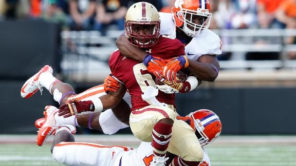 Clemson Defense Key In Win Over BC