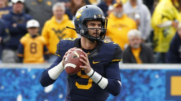 West Virginia Uses Second-Half Surge To Upend Baylor