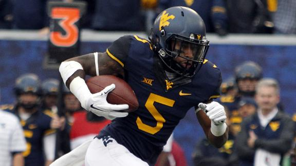 West Virginia Shuts Down Baylor In Upset
