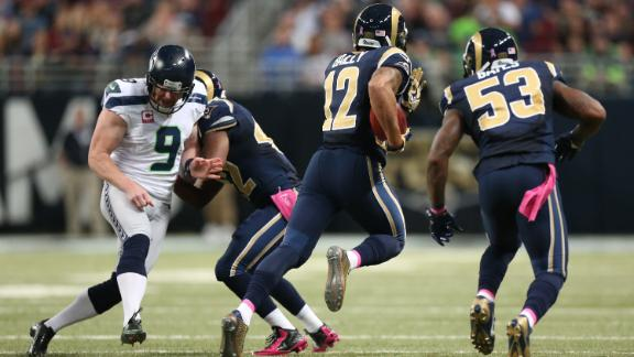 Sunday Double Check: Rams Fool Seahawks Twice