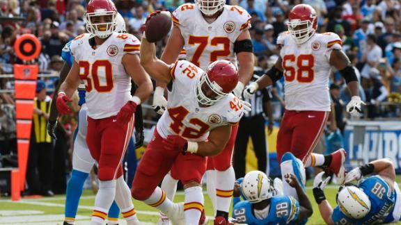 Sunday Blitz: Chiefs-Chargers Recap