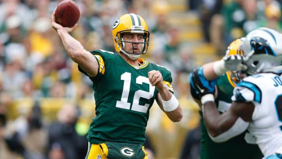 Sunday Blitz: Panthers-Packers Recap