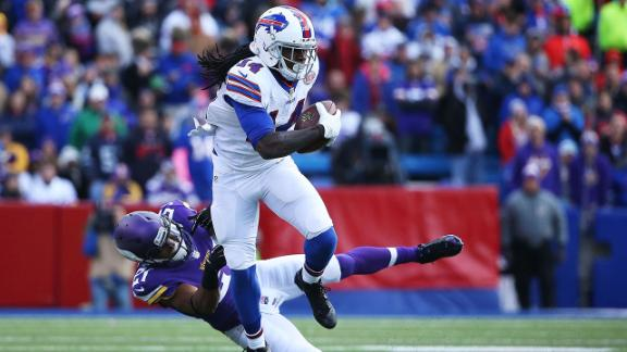 Sunday Blitz: Vikings-Bills Recap