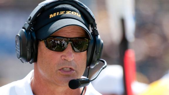 Pinkel's focus is on playing well