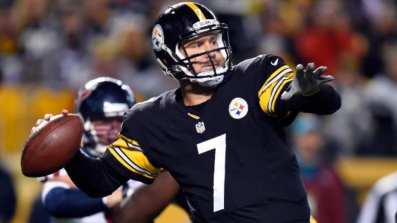 Roethlisberger On Steelers' Win