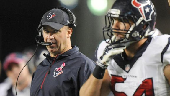 Bill O'Brien: 'We Can't Do That'