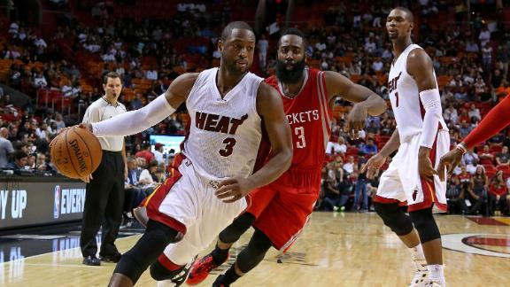 Video - Wade Takes Over For Heat
