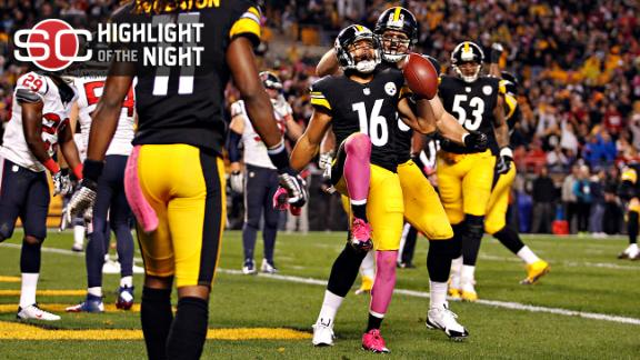 Steelers Win 16th Straight On Monday Night