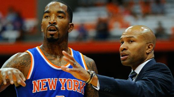 Knicks And-1: Preseason Breakdown