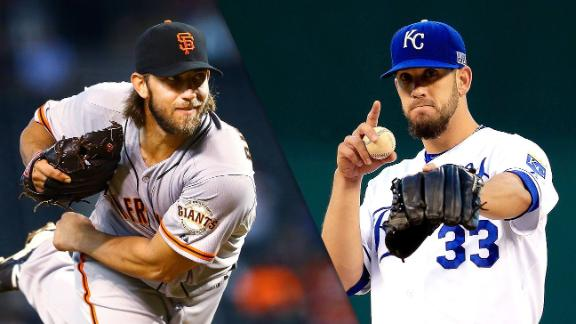 World Series Game 1 Preview