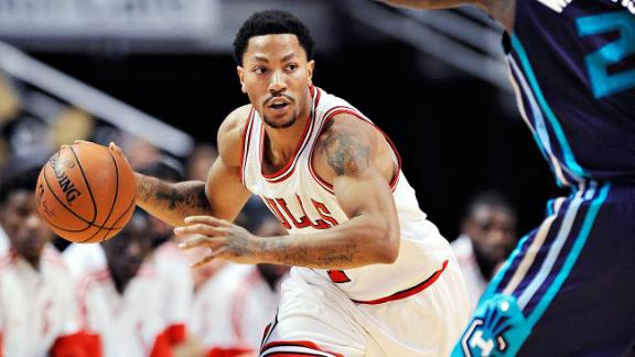 Video - Expectations For Derrick Rose