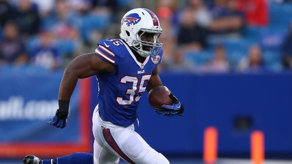 Can Bryce Brown Carry The Load In Buffalo?