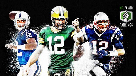 NFL Power Rankings: Week 8