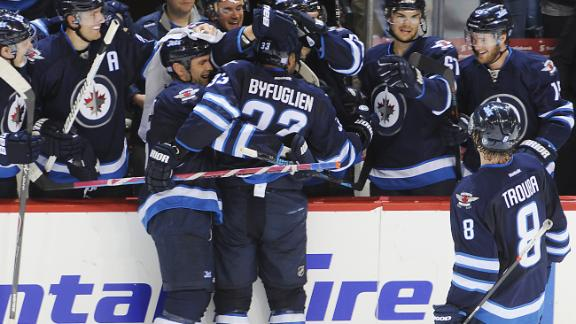 Video - Jets Fly By Hurricanes