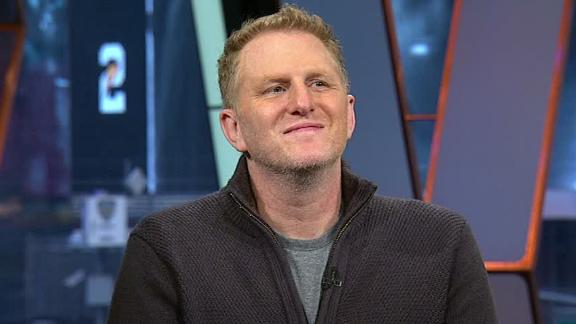 "Michael Rapaport On ""When The Garden Was Eden"""