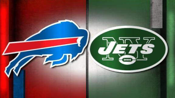 Video - NFL Live Prediction: Bills-Jets