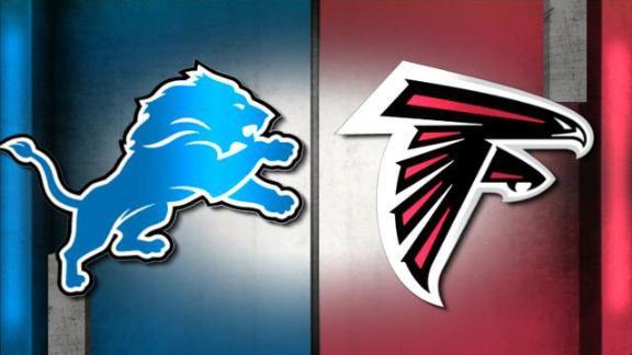 Video - NFL Live Prediction: Lions-Falcons