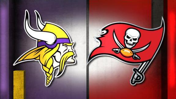 Video - NFL Live Prediction: Vikings-Buccaneers