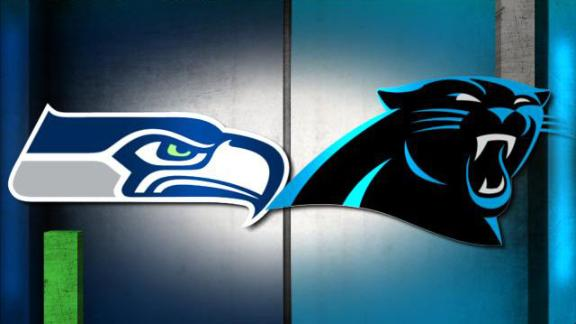 NFL Live Prediction: Seahawks-Panthers