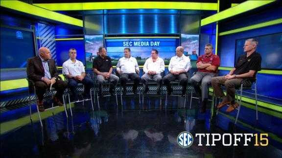Coaches breakdown the identity of SEC teams