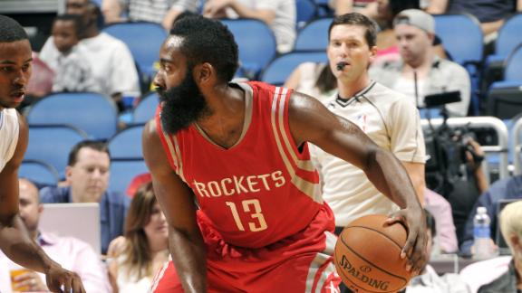 Rockets Rally To Edge Magic
