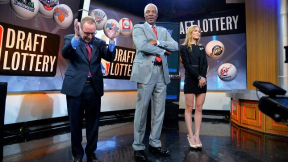 No Reform For NBA Draft Lottery