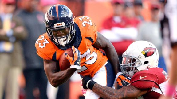 Video - Hillman Delivering For The Broncos