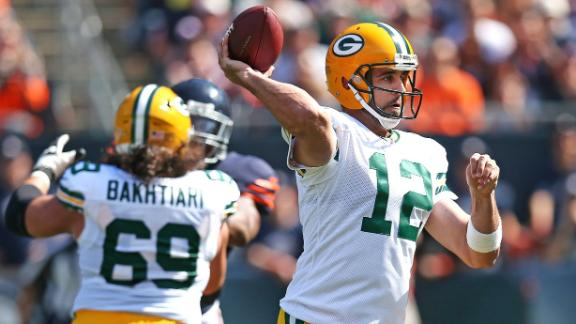 Packers Preparing For Shootout With Saints