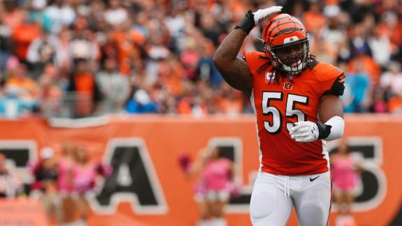 Burfict's Style Hurting Team