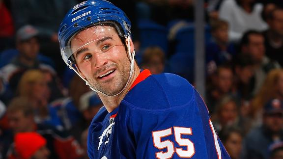 Bruins Report: Boychuk's Boston Return