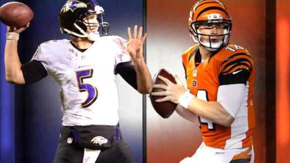 Video - Inside Edge: Ravens-Bengals