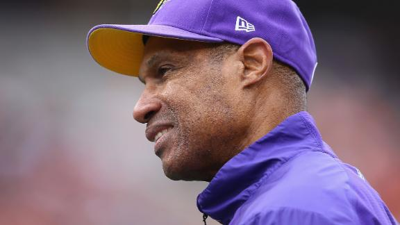 Video - Leslie Frazier Set To Face His Former Team