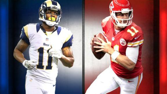 Inside Edge: Rams-Chiefs
